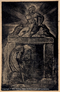 Death's Door - William Blake