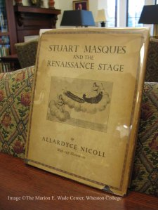 STUART MASQUES AND THE RENAISSANCE STAGE