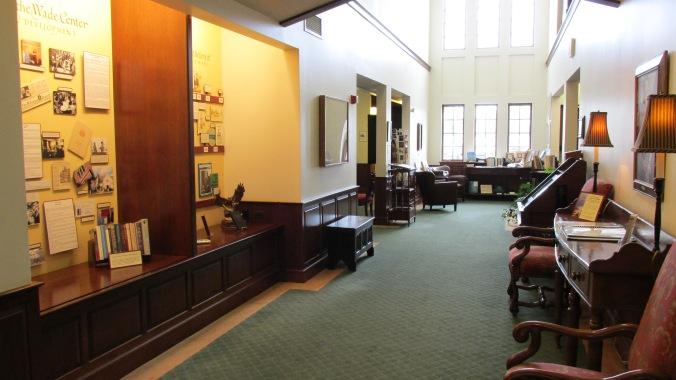 Wade hallway