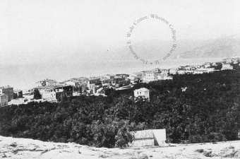 Bordighera, Italy ca. 1880s. Wade Center Photo Collection: GM-L / P-18.