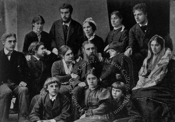 The MacDonald Family, 1876.