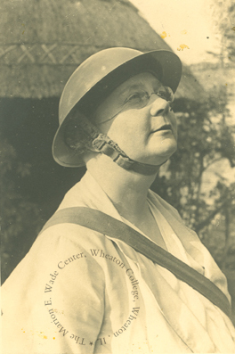 Dorothy L. Sayers during World War II